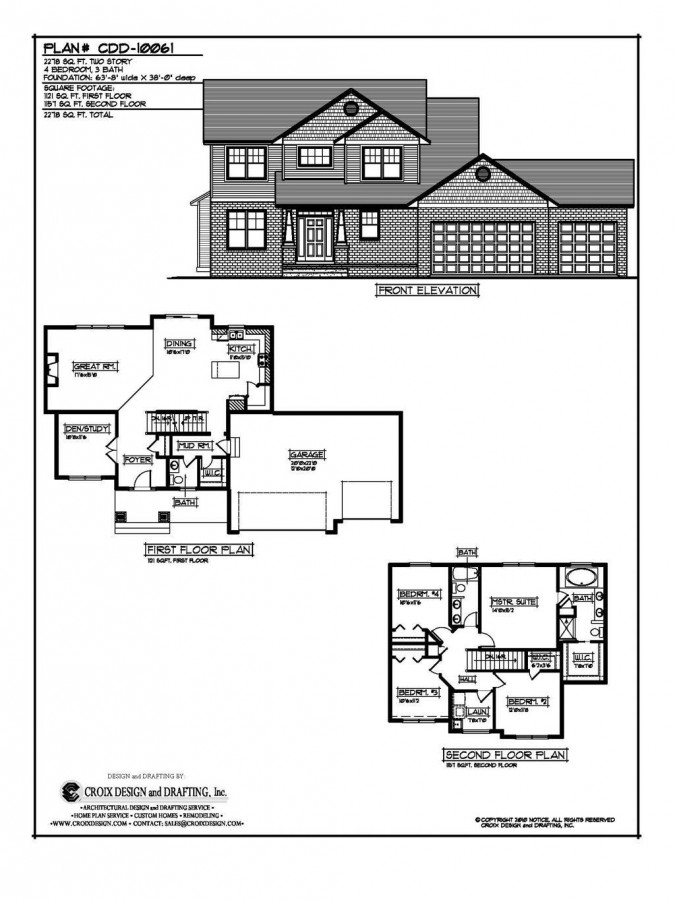 Croix Design And Drafting Architectural Design And Drafting